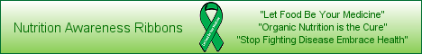 Nutrition Awareness Ribbons